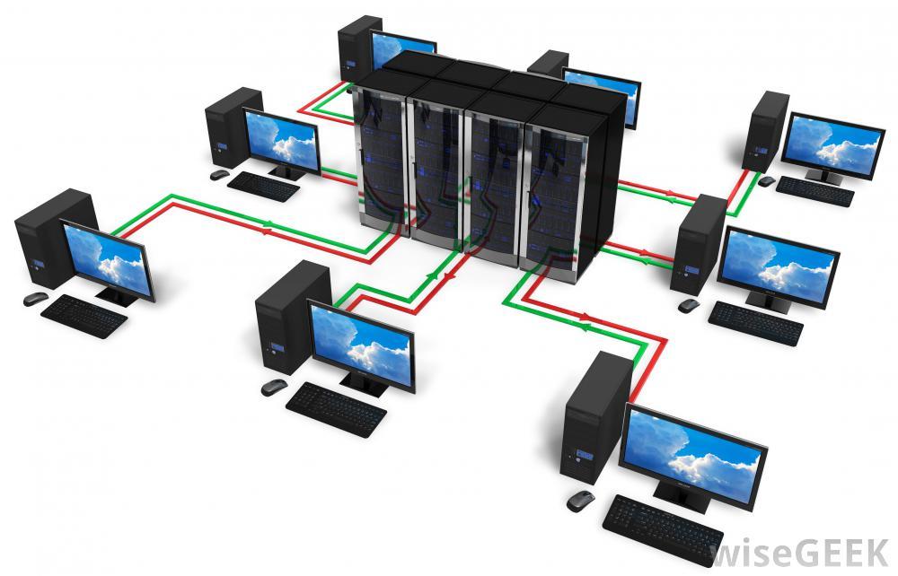 what is a server starclown diseños web